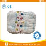 Heiße Qualitäts-schläfrige Baby-Wegwerfwindel des Verkaufs-2016