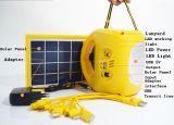 6V Ebst-D08d grüne Energie-kampierende Solarlampe für im Freien