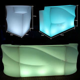 Muebles nuevos de alta calidad LED Bar Muebles RGB que cambia Sofá Discoteca LED