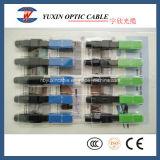 Conetor rápido do Sc Upc da fábrica de China