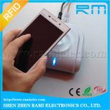 13.56MHz programa de lectura de la mesa RFID NFC para el control de seguridad