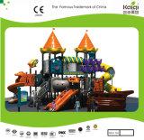 Kaiqiの大きい船のテーマの子供の運動場(KQ20082A)
