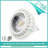 12V 7W MR16 옥수수 속 LED 스포트라이트 온난한 백색