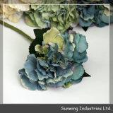 Les fleurs artificielles bon marché colorées vendent la décoration en gros de mariage