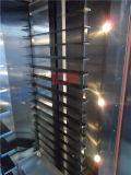 Cassetti automatici pieni del gas 16 che cuociono il forno rotativo del pane della pagnotta usato per produzione alimentare (ZMZ-16M)