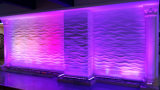 Luz linear da tira ao ar livre do diodo emissor de luz da iluminação do edifício