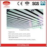 Plafond C-Shaped de latte en métal en bois en aluminium des graines (Jh91)