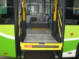 Elevatore di sedia a rotelle del bus Wl-Step-1200 con il certificato del Ce