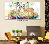 Pintura decorativa do vidro Tempered da arte da parede