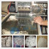 Película do PE dos PP da máquina do granulador da película plástica que recicl a extrusora da peletização