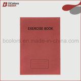 Cuaderno de ejercicios gobernado con el Margen 177X228mm Paquete de 12