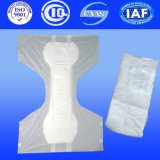 Tecidos adultos da fralda dos produtos adultos descartáveis