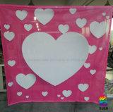 Bandiera del tessuto del poliestere della stampa di colore completo (SS-FB3)