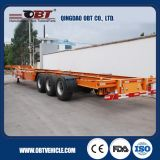 Sale를 위한 2016 새로운 Manufacture Skeleton Container Semi Trailer