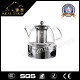 POT di vetro arabo del tè di vendita calda Handmade con il filtro di vetro