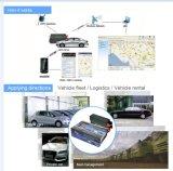 공장 자유로운 플래트홈 및 APP 차 GPS 차량 추적자 Tk103b