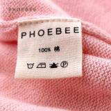 Alineadas de la niña de la ropa de los niños del algodón de Phoebee