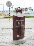 Parada del taxi para el equipo público (HS-003)