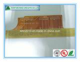 Lang Flex Enige Opgeruimde Tweezijdige Flexibele PCB van de Raad FPC