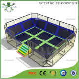 Big Trampoline Park with Gymnastics Trampoline (4442C)