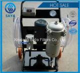 Máquina inútil del purificador del aceite lubricante de diverso mueble del flujo