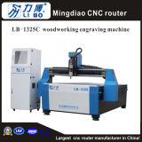 Libo sin el ranurador Lb-1325c del CNC de la carpintería del sistema lubricante MDF del aceite