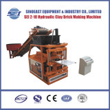 Machine hydraulique complètement automatique de brique de couplage d'argile (SEI2-10)