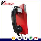 Тоннель общественного телефона знонит по телефону телефону обслуживания Knzd-14 Kntech