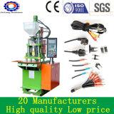 Machines de moulage petite injection verticale pour les câbles en plastique
