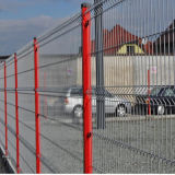 Folds (XMM-WM)のPVC Coated Welded Wire Mesh Fence