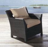 Vollständiger Verkaufs-stellte preiswertes im Freiengarten-Möbel-Sofa mit einzelnem &Double Sitz ein (YT477-1)