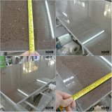 Floor Tileのための白いArtificial Stone Quartz Slabs
