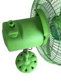 10 Pulgadas Fan-pequeño ventilador-ventilador de pie, ventilador de plástico-Negro