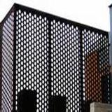 Gelocht/ausgehöhlt/durchlöcherte Aluminiumzwischenwand