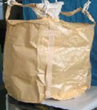 FIBC giallo Bag per Chemical Powder