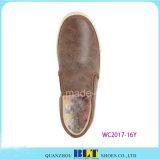 Ботинки типа дела способа кожаный верхние