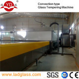 Automatc cheio uma maquinaria de vidro endurecer do serviço da etapa