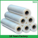 Fabricante plástico do envoltório da pálete de China