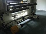 Utilizado de la película plástica, de la película compuesta y de la máquina que raja de papel con el cargamento auto