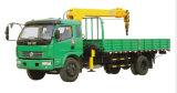 caminhão hidráulico guindaste 7-100ton montado