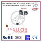 Collegare nudo della termocoppia del diametro 0.5mm
