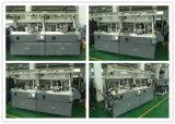 4つのカラー紫外線および炎の処置の自動シルクスクリーンの印字機の価格