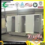 Het Mobiele Toilet van de Aanhangwagen van de Bouw van het Staal van China Suppier
