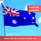 Изготовленный на заказ национальный флаг Deisgn
