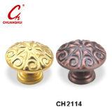 Decorative Pattern (CH2114)の金およびCopper Knob Handles