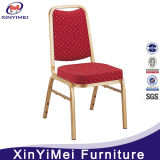 Самомоднейший банкет венчания трактира гостиницы обедая стул металла алюминиевый (XYM-L43)