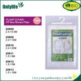 Couverture non tissée légère de fibre du jardin pp d'Onlylife pour la barrière d'insecte