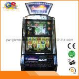 Máquina de entalhe de luxe Gaminator V dos jogos super do casino multi