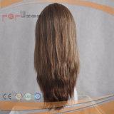 Самый лучший бразильский людской парик фронта шнурка волос Remy