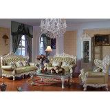 يعيش غرفة أريكة مع خشبيّة أريكة إطار ([يف-د506ك])
